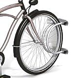 Fahrradständer, 45 Grad verstellbar, für die Wandmontage