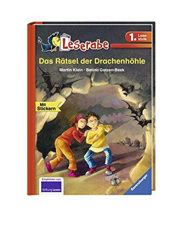 Leserabe - 1. Lesestufe: Das Rätsel der Drachenhöhle (HC - Leserabe - 1. Lesestufe)