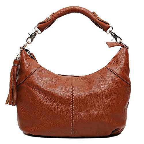 saierlong-womens-tote-single-shoulder-bag-handbag-brown-cow-leather