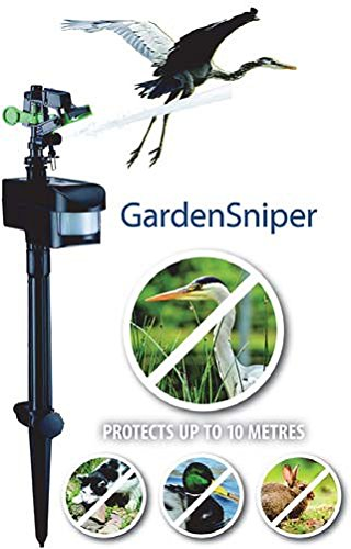 Aquaforte GardenSniper Heron/Animal Deterrent