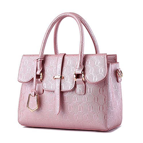 Sotica, Borsa a mano donna L Pink