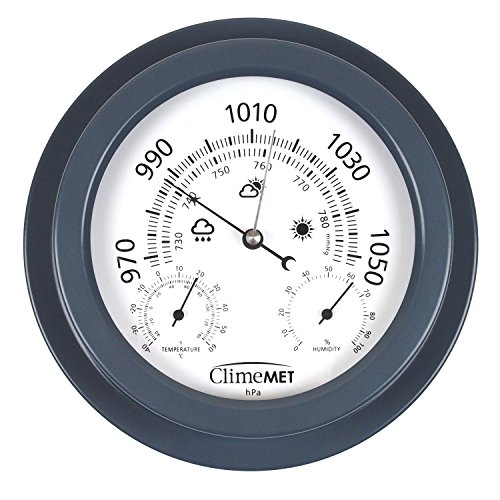 ClimeMET CM4304 Combined Weather Dial Test