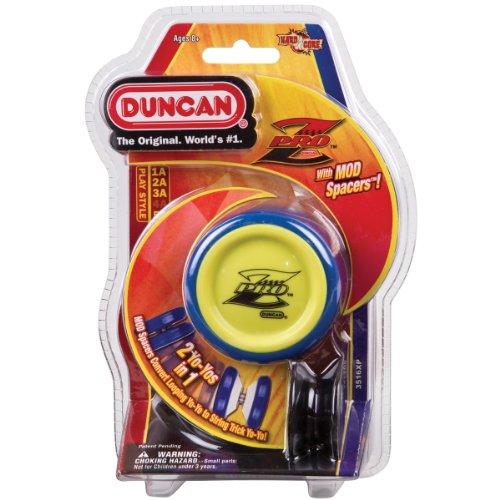 Duncan Toys Plastique Pro Z W/Mod entretoises Yo-yo-Multicolor