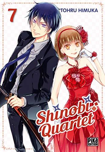 Shinobi Quartet T07 par  (Tankobon broché - Apr 3, 2019)