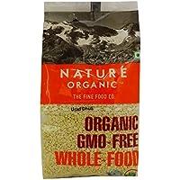 Frijoles naturaleza orgánica Urad derramada Moong Washed 17.64 onza - USDA Certificado