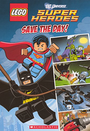 Save the Day! (Lego DC Superheroes)