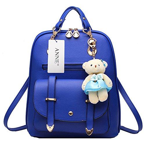 Anne ,  Damen Rucksackhandtaschen Himmelblau