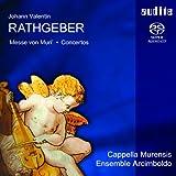 Johann Valentin Rathgeber: Messe von Muri, Concertos