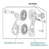 Kettenkäfig f.Schaltwerk Super Record RD-SR002M,11-fach,mittel (1 Stück)