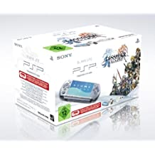 PlayStation Portable - PSP Konsole Slim & Lite 3004, silber inkl. Dissidia Final Fantasy