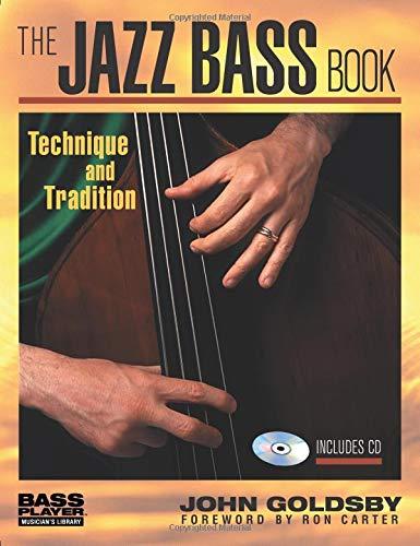 John goldsby: The Jazz Bass portatil. Para contrabajo