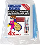 Best Linen Store Bed Skirts - Stupidly Useful Hanging Vacuum Storage Bags Standard Length Review