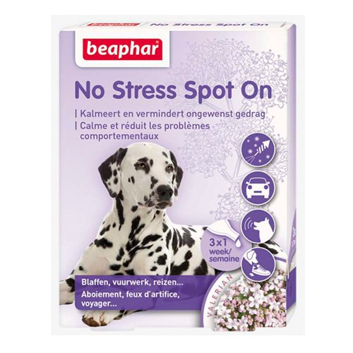 beaphar No Stress - Hund - 3 Pipetten