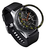 Ringke Bezel Styling per Galaxy Watch [46mm] / Galaxy Gear S3 Frontier & Classic Bezel Ring Copertina AntiGraffio Protezione - [Stainless] GW-46-04