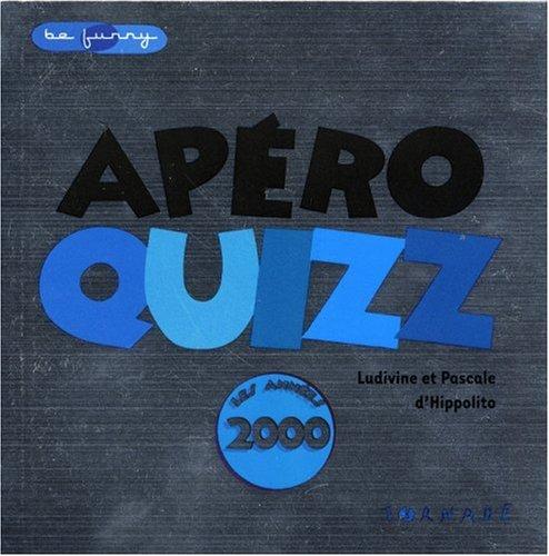 Apéro quizz : Les années 2000