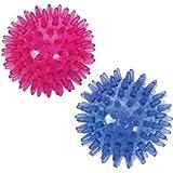 na-und 61287 Massage Wellnes Igel Ball 7cm Spielball pink