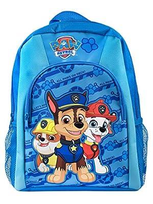 Paw Patrol - Mochila para niños - Paw Patrol por Trademark Collections