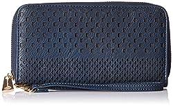 Diana Korr Womens Wallet (Dark Blue) (DKW19BLU)
