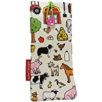 c8d9bd2050d6 Selina-Jayne Farmer Limited Edition Designer Soft Fabric Glasses Case