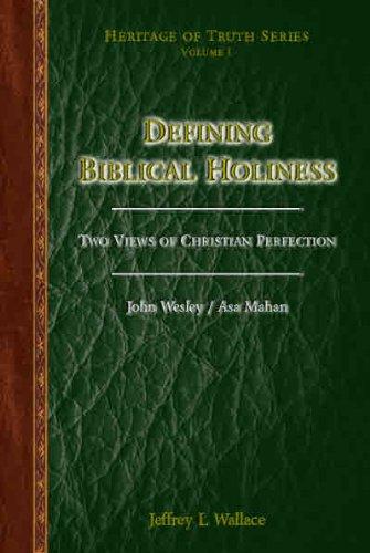 The Wesleyan View - presented by Melvin Dieter