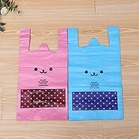 Treasure-house (200hilos) bebé pañales desechables bags-durable asas Trash Pack de bolsas de viaje para madres y niños