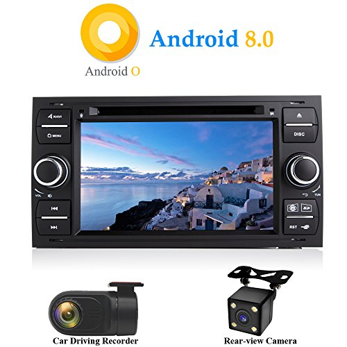 XISEDO Android 8.0 Autoradio In-Dash 2 Din 7