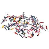 Unbekannt Sharplace Passenger Ho Menschen Figuren Zubehör, Size Auswählbar - 1/100, 1,2 cm-1,7 cm