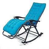 Brisk- Schaukelstuhl  Mittagspause Klappstuhl  Schlafstuhl  Freizeit  Erwachsene Freizeit Stuhl...