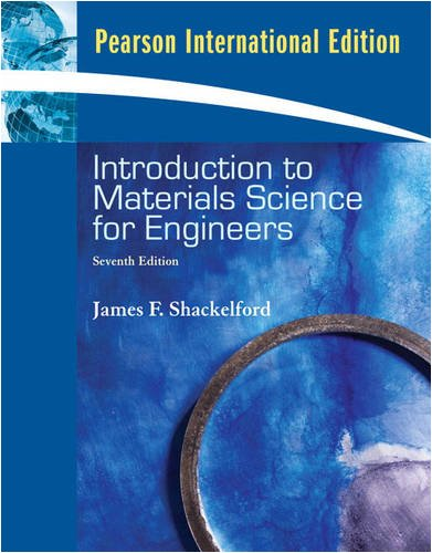 Introduction to Materials Science for Engineers: International Edition