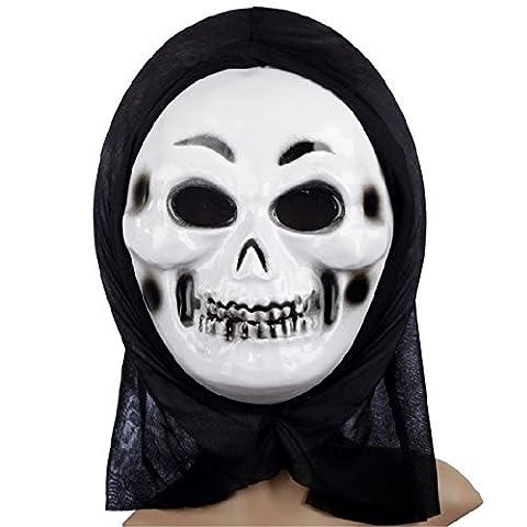 Halloween Vintage Costumes Yeux - Heyjewels mask Masque déguisement pour Halloween Carnaval