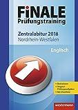 FiNALE Prüfungstraining Zentralabitur Nordrhein-Westfalen: Englisch 2018