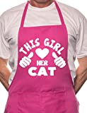 This Girl Loves Her Cat BBQ Cooking Funny - Best Reviews Guide