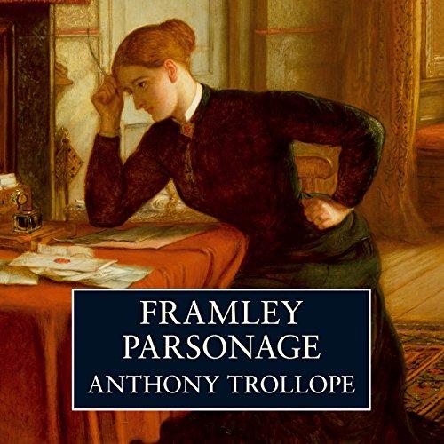 Framley Parsonage  Audiolibri