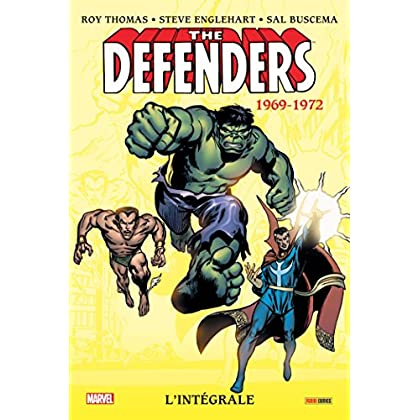 Defenders intégrale T01 1972 I
