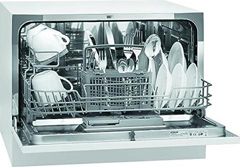 Bomann TSG 708 Tischgeschirrspüler / A+ / 174 kWh/Jahr /