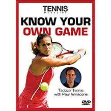 Know Your Own Game (Tactical Tennis)
