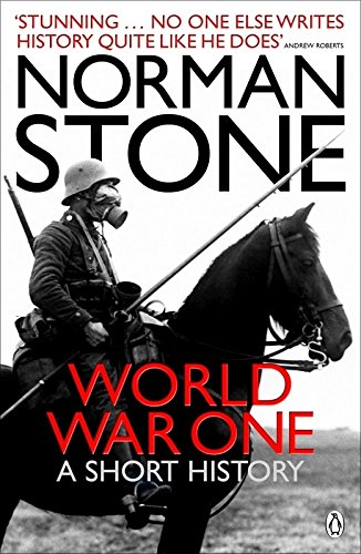 Price comparison product image World War One: A Short History