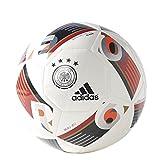 adidas Fußball EURO16 Capitano DFB der deutschen Nationalmannschaft, weiß, 5, AC5523
