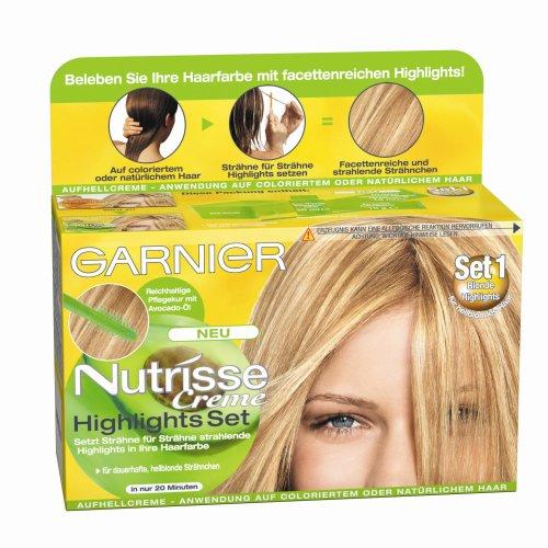 garnier-nutrisse-creme-highlights-set-1-fur-helle-strahnchen-strahnen-set-zum-selber-machen-fur-hell