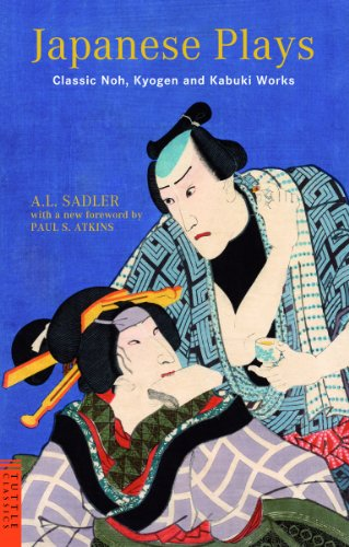Japanese Plays: Classic Noh, Kyogen and Kabuki Works (Tuttle