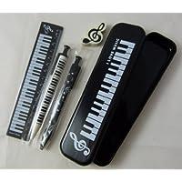 Musica a tema Black Pencil Caso Stationery