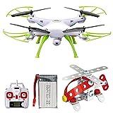 Syma X5HW RC Quadcopter Quadricottero Droni Drone Con HD Modalità Macchina Fotografica Wifi Trasmissione