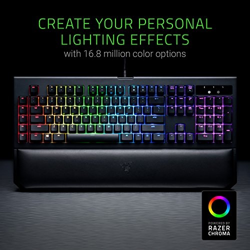 Razer Blackwidow Chroma V2 - 4