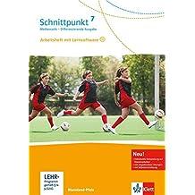 Schnittpunkt Mathematik - Differenzierende Ausgabe für Rheinland-Pfalz / Arbeitsheft mit Lösungsheft und Lernsoftware 7. Schuljahr