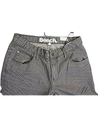 Bench - Jeans - Femme Gris Gris 28 W