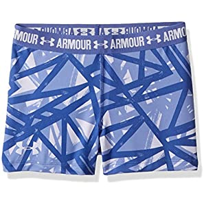 Under Armour Mädchen Printed Armoury Shorts