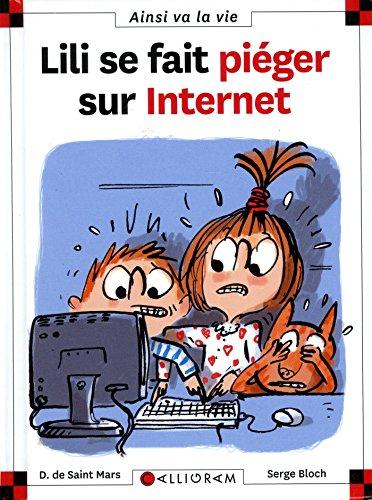 Lili se fait piéger sur internet - tome 75 (75)