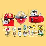 HJXJXJX Rollenspiel Kinderküche Set Spielzeug für Kinder , D