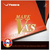 #6: Yasaka Mark V XS Color-Red,Thickness-2.0mm