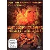Don 'The Dragon' Wilson - Kickboxing Basic Techniques